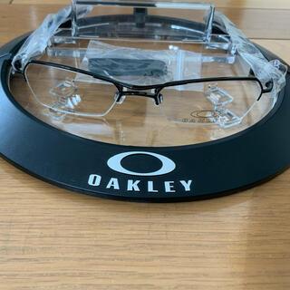 オークリー(Oakley)のオークリー Hollow Point 2.0 ポリッシュドブラック メガネ 新品(サングラス/メガネ)