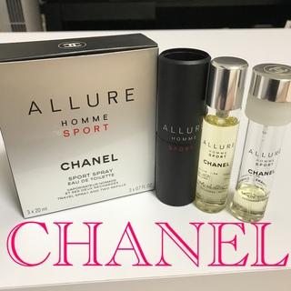 CHANEL - 【シャネル香水】CHANEL  HOMME  SPORT(メンズ)