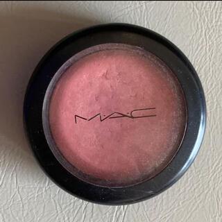 マック(MAC)の《人気色》 M・A・C ミネラライズ ブラッシュ デインティ (ピンク系)(チーク)
