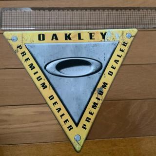 オークリー(Oakley)のオークリー OAKLEY プレミアムディーラー ステッカー 非売品 レア(サングラス/メガネ)