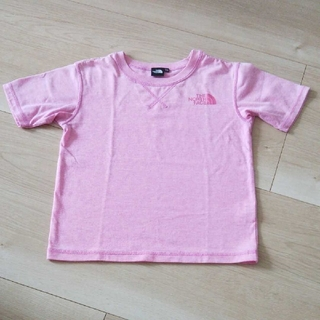 THE NORTH FACE - THE NORTH FACE ノースフェイス キッズTシャツ ★ピンク★