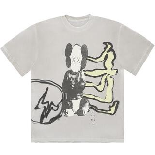 フラグメント(FRAGMENT)のCACTUS JACK KAWS FOR FRAGMENT TEE(Tシャツ/カットソー(半袖/袖なし))