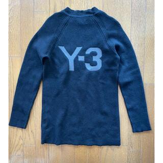 ワイスリー(Y-3)のワイスリー Y-3  ユニセックス バックロゴニットセーター(ニット/セーター)