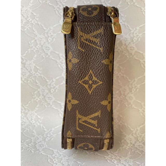 LOUIS VUITTON(ルイヴィトン)のルイヴィトン メイクポーチ レディースのファッション小物(ポーチ)の商品写真