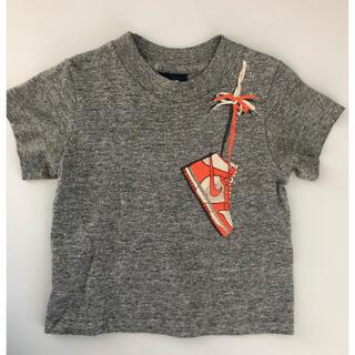 ナイキ(NIKE)の80s ナイキ NIKE 肩掛けジョーダン  ダンスTシャツ タグ ビンテージ(Tシャツ/カットソー)