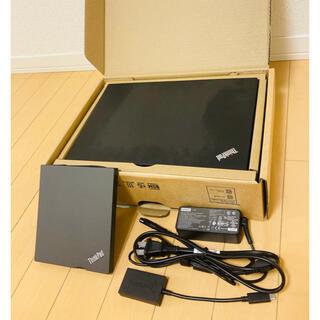 Lenovo - Lenovo ThinkPad X270 + VGAアダプター・DVDドライブ