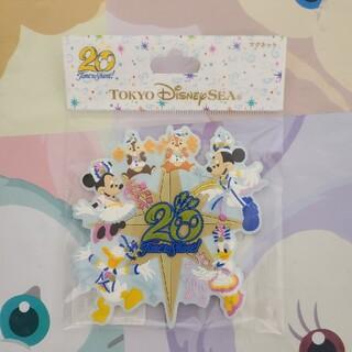 ディズニー(Disney)のディズニー 20周年 タイムトゥシャイン デコレーションマグネット(キャラクターグッズ)