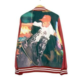 Supreme - シュプリーム×コムデギャルソンシャツ■14SSリバーシブルジャケット
