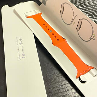 Apple Watch - 新品未使用 アップルウォッチ エルメス バンド 40mm Apple Watch