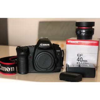 Canon - *【美品】Canon 5D Mark 2 & EF40F2.8 STM  *