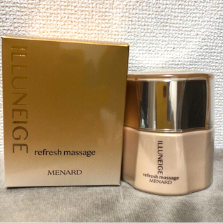 MENARD - 新品 メナード イルネージュ  リフレッシュマッサージC 6点サンプルおまけ付き