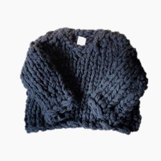 COMOLI - kota gushiken 19aw Oversized Pullover