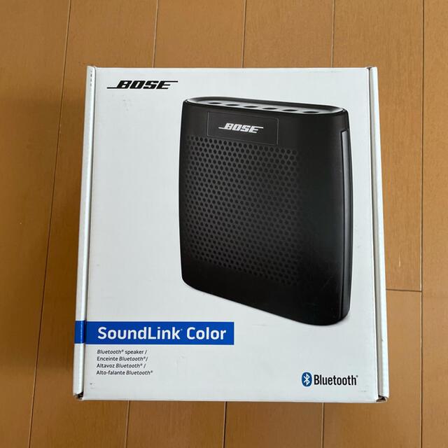 BOSE(ボーズ)の【新品.未使用品】BOSE sound Link color スピーカー スマホ/家電/カメラのオーディオ機器(スピーカー)の商品写真