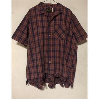 GO TO HOLLYWOOD - 新品 GTH チェックシャツ 160 02 W