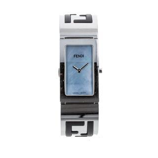 フェンディ(FENDI)のフェンディ 腕時計 レディース 美品(腕時計)