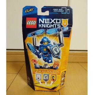 Lego - レゴ ネックスナイツ クレイ 70330