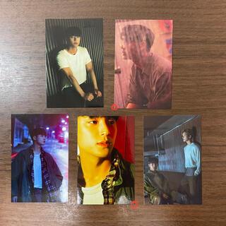 セブンティーン(SEVENTEEN)のSEVENTEEN セブチ bittersweet トレカ ミンギュ(K-POP/アジア)