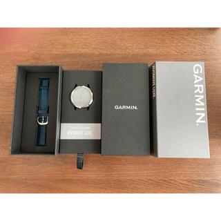ガーミン(GARMIN)のGARMIN  vivomove luxe ガーミン スマートウォッチ ほぼ新品(トレーニング用品)