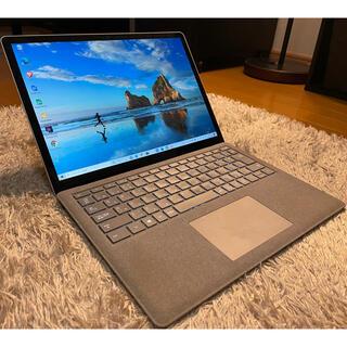 Microsoft - surface laptop2 プラチナ