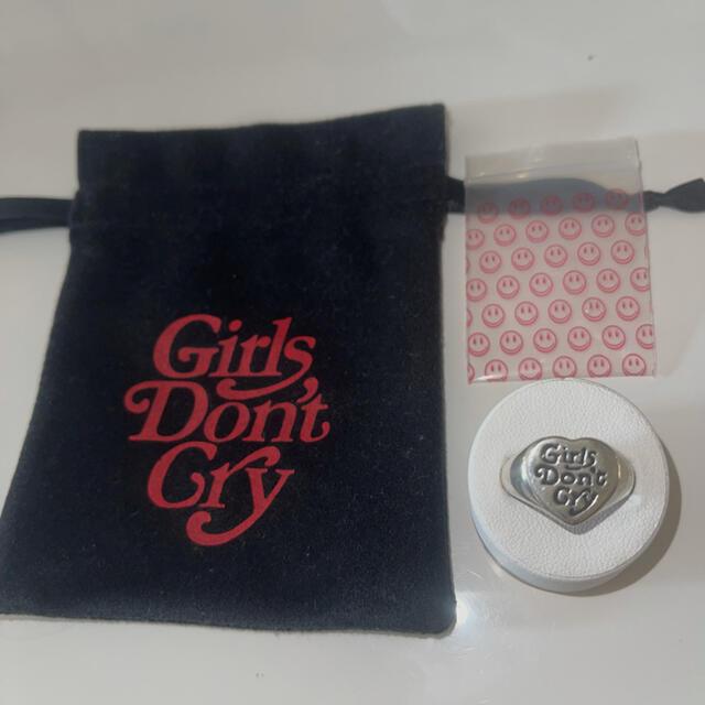 GDC(ジーディーシー)のGIRLS DON'T CRY リング 指輪 Verdy  メンズのアクセサリー(リング(指輪))の商品写真