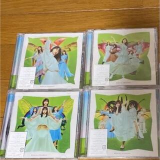 乃木坂46 28thシングル 君に叱られた 初回盤A.B.C.D 4枚セット