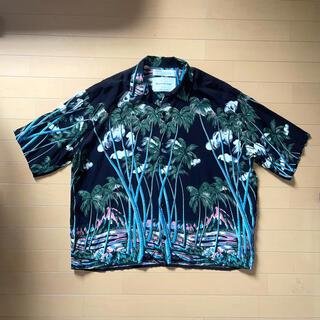 ジエダ(Jieda)のDAIRIKU Aloha アロハシャツ Black(シャツ)