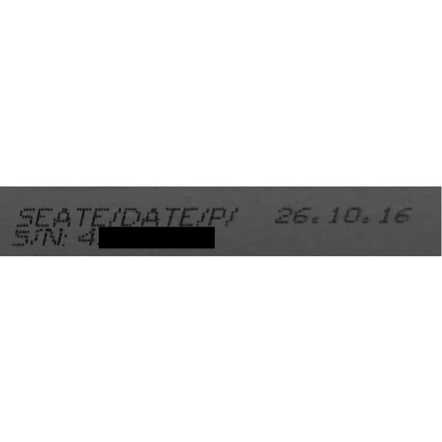 Stokke(ストッケ)の廃盤色 STOKKE ストッケトリップトラップ ベビーチェア アクアブルー キッズ/ベビー/マタニティの授乳/お食事用品(その他)の商品写真