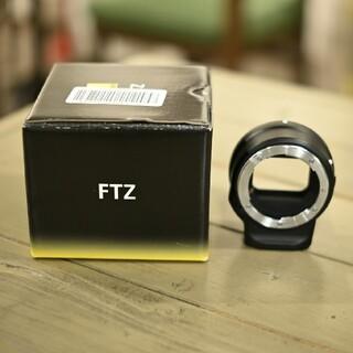 Nikon - Nikon FTZ マウントアダプター 美品 格安出品
