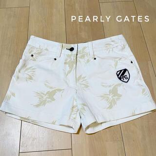 PEARLY GATES - パーリーゲイツ レディース ゴルフウェア ショートパンツ 0