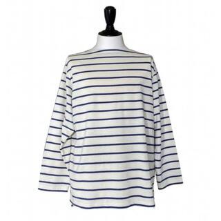 コモリ(COMOLI)のphlannel sol Washi Cotton Basque Shirt(Tシャツ/カットソー(七分/長袖))