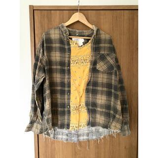ランチキ(RANTIKI(乱痴気))のold park オールドパーク チェックシャツ(シャツ)