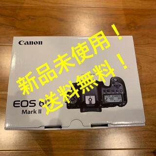 Canon - 【新品未使用】Canon EOS 6D MarkⅡボディ