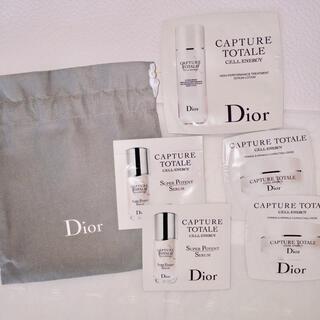 ディオール(Dior)のディオール カプチュールトータル セット(サンプル/トライアルキット)