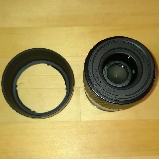 SIGMA(シグマ)のSIGMA 30mm F1.4 DC DN Contemporary ソニー スマホ/家電/カメラのカメラ(レンズ(単焦点))の商品写真