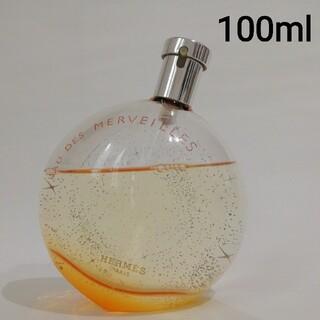 エルメス(Hermes)のエルメス オーデメルヴェイユ オードトワレ 100ml(香水(女性用))
