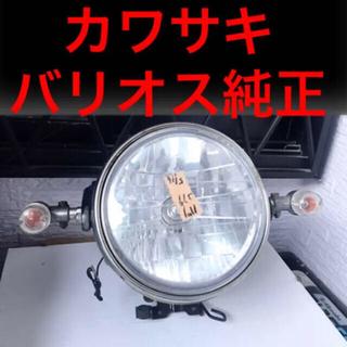 カワサキ - ZR250B バリオス250cc 2型 ヘッドライト ウインカー カワサキわ