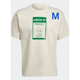 adidas - アディダス ティンカーベル tシャツ ディズニーコラボ カーミット 新品 M