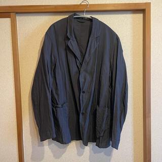 コモリ(COMOLI)のcomoli 21ss コットンシルクジャケット サイズ2(テーラードジャケット)