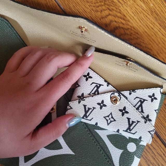 LOUIS VUITTON(ルイヴィトン)のルイヴィトン キリガミ 2点 レディースのファッション小物(ポーチ)の商品写真