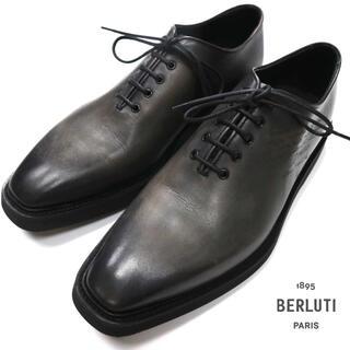 ベルルッティ(Berluti)のベルルッティ ほぼ新品32万最高級スパーダスクリットカリグラフィーシューズ(ドレス/ビジネス)