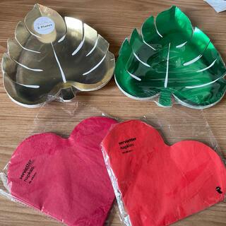 フライングタイガーコペンハーゲン(Flying Tiger Copenhagen)の紙皿&紙ナプキン(テーブル用品)