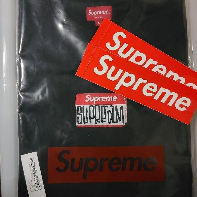 Supreme(シュプリーム)のGonz Nametag S/S Top L メンズのトップス(Tシャツ/カットソー(半袖/袖なし))の商品写真