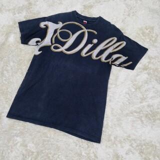 STUSSY - STUSSY ステューシー J-Dilla  Tシャツ   レア ブラック