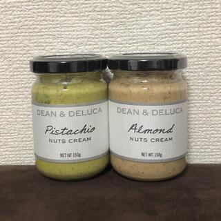 ディーンアンドデルーカ(DEAN & DELUCA)のディーン&デルーカ ピスタチオクリーム&アーモンドクリーム(その他)
