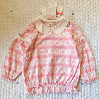 coeur a coeur - 新品 クーラクール うさみみ トップス 100