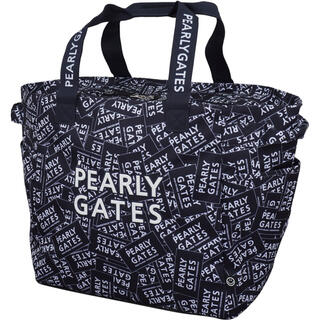PEARLY GATES - 新品 パーリーゲイツ ロッカーバッグ ステッカー ビッグトートバッグ