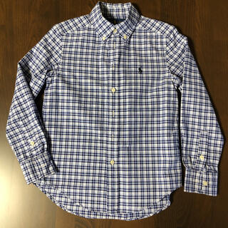 ポロラルフローレン(POLO RALPH LAUREN)のポロラルフローレン チェックシャツ(ブラウス)