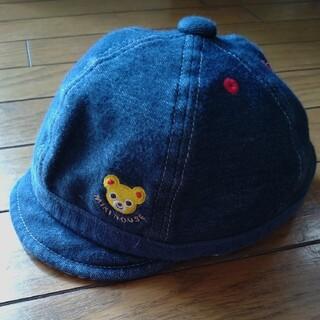 ミキハウス(mikihouse)のミキハウス帽子☆(帽子)