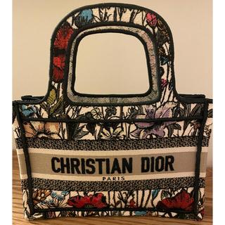 ディオール(Dior)のdior ブックトート ミニ ミルフルール 未使用品(ハンドバッグ)