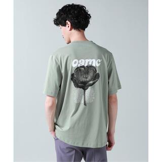 Ron Herman - 新品3万 OAMC Tシャツ L オーエーエムシー ジルサンダー カーキ